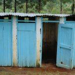 The Water Project: Friends Musiri Primary School -  Boys Latrines