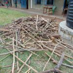 The Water Project: Friends Musiri Primary School -  Firewood For School Cooking