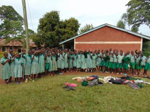 The Water Project:  Pupils