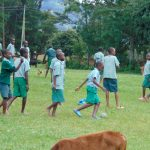 The Water Project: Friends Musiri Primary School -  Pupils Playing