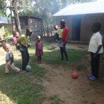 The Water Project: Mahira Community, Mukalama Spring -  Children Playing