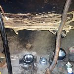 The Water Project: Mahira Community, Mukalama Spring -  Inside A Kitchen