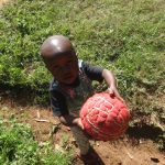 The Water Project: Mahira Community, Mukalama Spring -  Upcoming Footballer