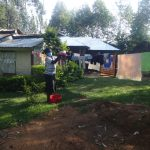 The Water Project: Mahira Community, Mukalama Spring -  Washing Clothes