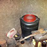 The Water Project: Mahira Community, Mukalama Spring -  Water Storage Tank