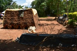 The Water Project:  Brickmaking As A Source Of Income