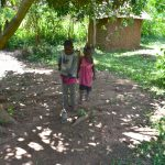 The Water Project: Shianda Township Community, Olingo Spring -  Children Playing While On School Break Due To Covid