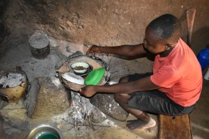 The Water Project:  Preparing Lunch