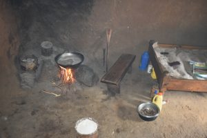 The Water Project:  Preparing Food Inside The Kitchen
