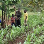 The Water Project: Maraba Community, Shisia Spring -  Farming Is The Major Activity