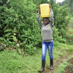 The Water Project: Maraba Community, Shisia Spring -  Harriet