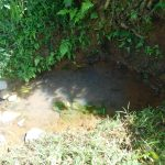The Water Project: Musango Commnuity, Wabuti Spring -  Current Condition Of Wabuti Spring