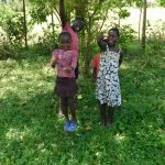 The Water Project: Musango Commnuity, Wabuti Spring -  Happily Playing
