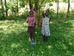 The Water Project:  Happily Playing