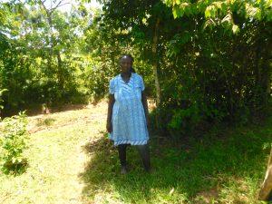 The Water Project:  Jamila Mwibanda