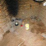 The Water Project: Musango Commnuity, Wabuti Spring -  Kitchen Inside