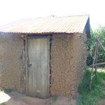 The Water Project: Musango Commnuity, Wabuti Spring -  Kitchen Outside
