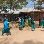 The Water Project: KG Jeptorol Primary School -  Children Playing