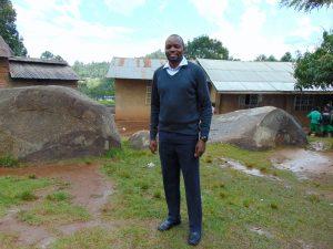 The Water Project:  Deputy Headteacher Peter Ralph