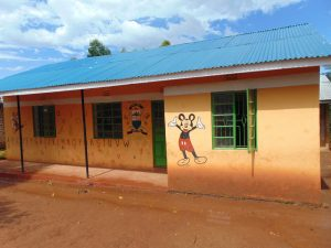 The Water Project:  Exterior Buildings Ecd Classrooms