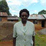 The Water Project: KG Jeptorol Primary School -  Headteacher Florence Aseyo