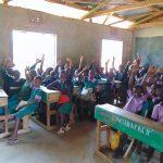 The Water Project: KG Jeptorol Primary School -  Pupils In Class