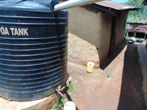 The Water Project:  Water Source At Home