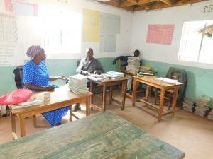 The Water Project:  Teachers In The Staffroom