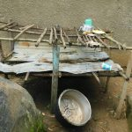 The Water Project: Kitambazi Primary School -  Dishrack