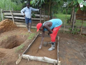 The Water Project:  Sanplat Construction