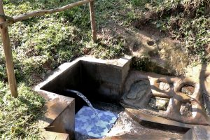 The Water Project:  Clean Water Flows From Wora Spring
