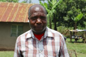 The Water Project:  Community Mobilizer Peter