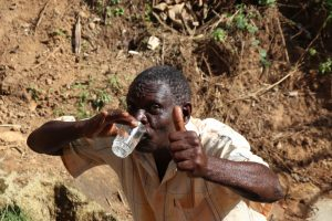 The Water Project:  Drinking Water
