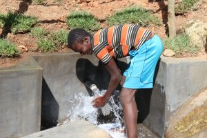 The Water Project:  Enjoying Water