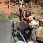 The Water Project: Mahira Community, Wora Spring -  Celebrating Water