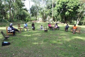 The Water Project:  Physical Distancing Implemented At The Training
