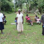The Water Project: Litinye Community, Shivina Spring -  Water Committee Leaders Elected During The Training