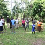 The Water Project: Litinye Community, Shivina Spring -  Training Participants