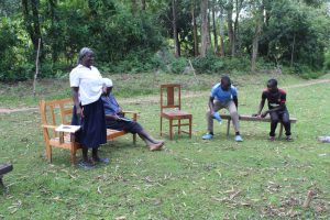 The Water Project:  A Community Member Addresses The Training