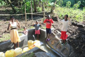 The Water Project:  Kids At The Spring
