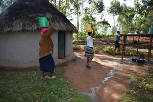 The Water Project:  Arriving Home With Water