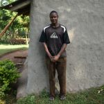 The Water Project: Machemo Community, Boaz Mukulo Spring -  Mr Boaz