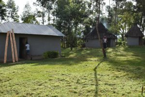 The Water Project:  The Boaz Home Compound