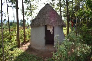 The Water Project:  Latrine Facility