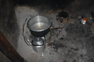 The Water Project:  Cookstove Inside Kitchen