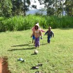 The Water Project: Kimang'eti Community, Kimang'eti Spring -  Children Playing