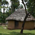 The Water Project: Imbiakalo Community, Askari Spring -  A Traditional Hut