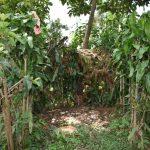 The Water Project: Imbiakalo Community, Askari Spring -  Bathing Room