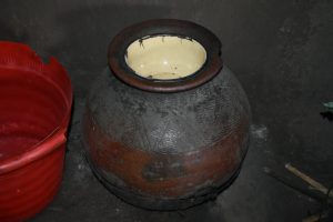 The Water Project:  Drinking Water Pot