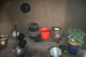 The Water Project:  Inside Kitchen